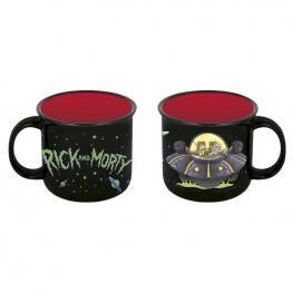 Taza Ceramica Rick & Morty