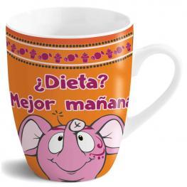 Taza ¿dieta? ¡mejor Mañana! Nici