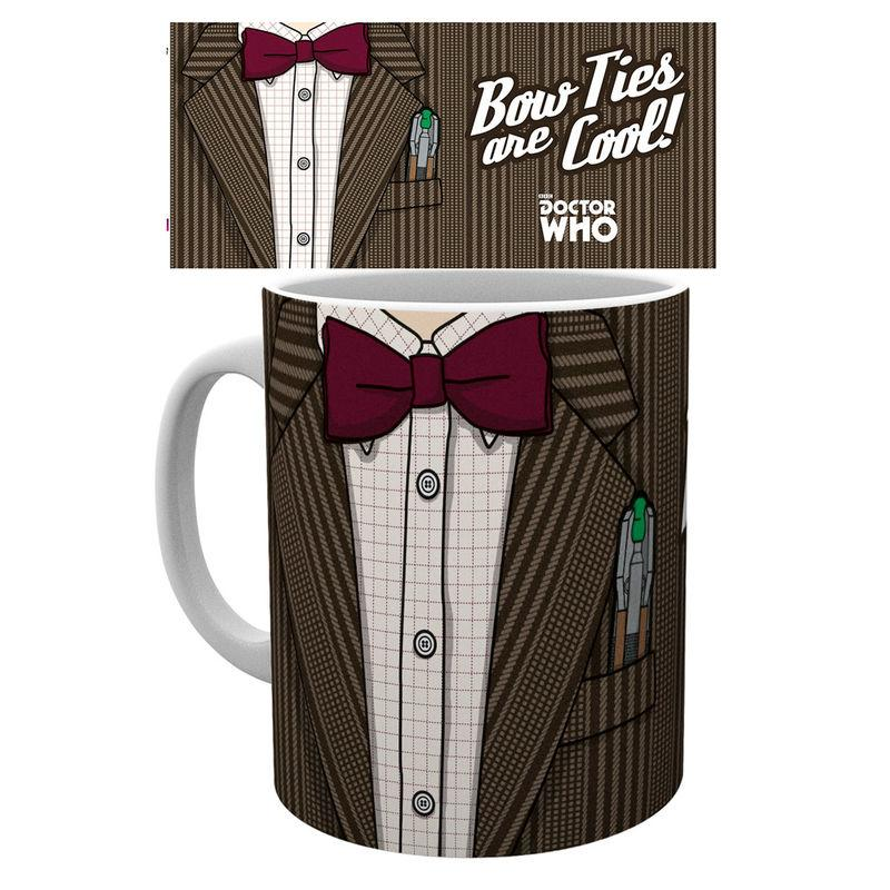Taza Doctor Who 11Th Doctor Costume
