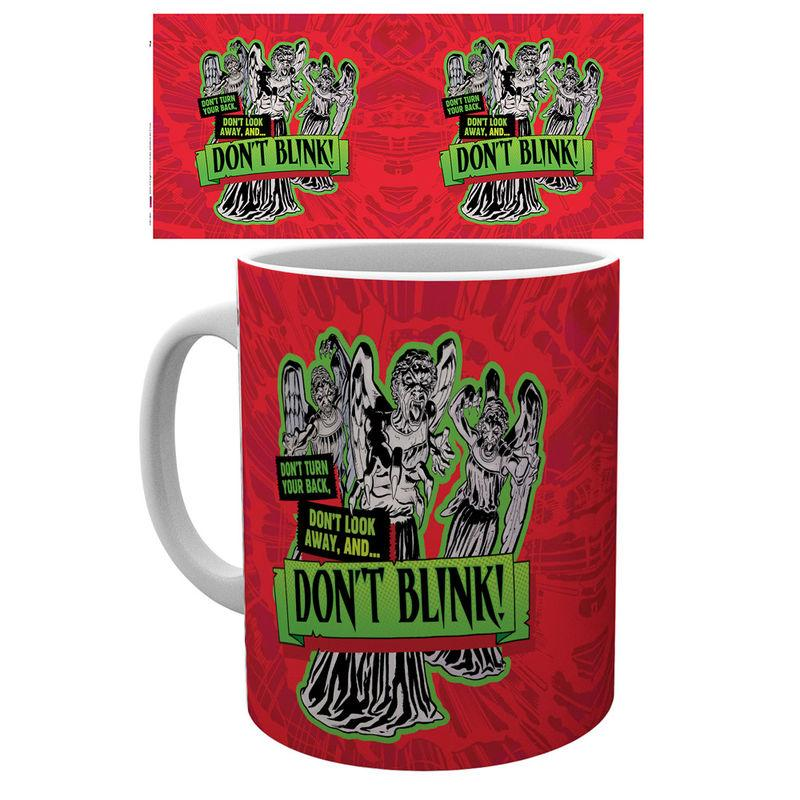 Taza Doctor Who Don't Blink