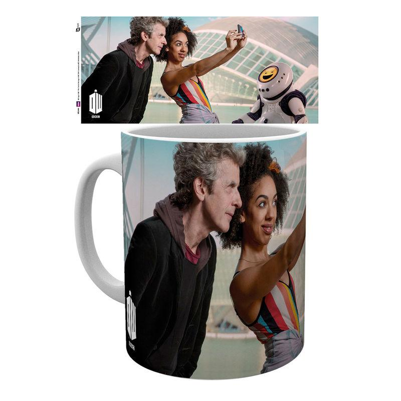 Taza Doctor Who Season 10 Episode 2