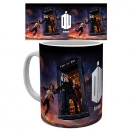 Taza Doctor Who Season 10 Iconic