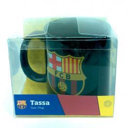 Taza Escudo Fc Barcelona Ceramica