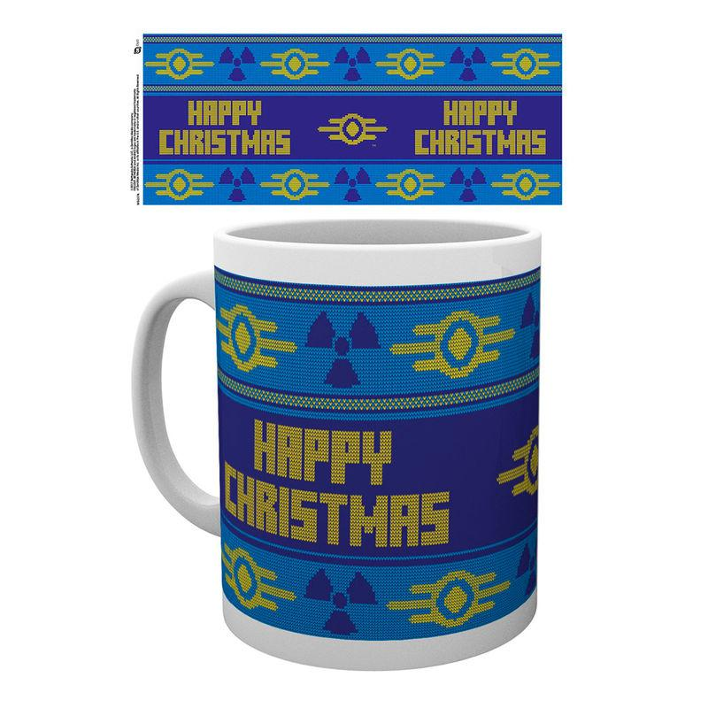 Taza Fallout Ugly Sweater