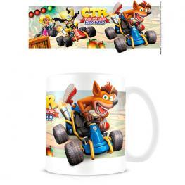 Taza First Place Crash Bandicoot