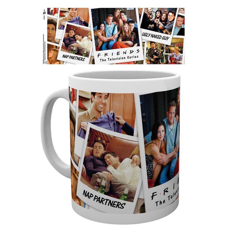 Taza Friends Polaroids