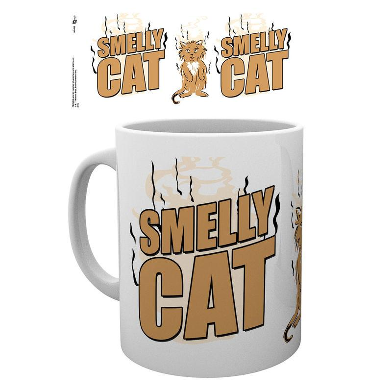 Taza Friends Smelly Cat