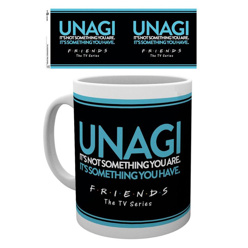 Taza Friends Unagi