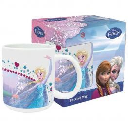 Taza Frozen Disney Forever Sisters Ceramica