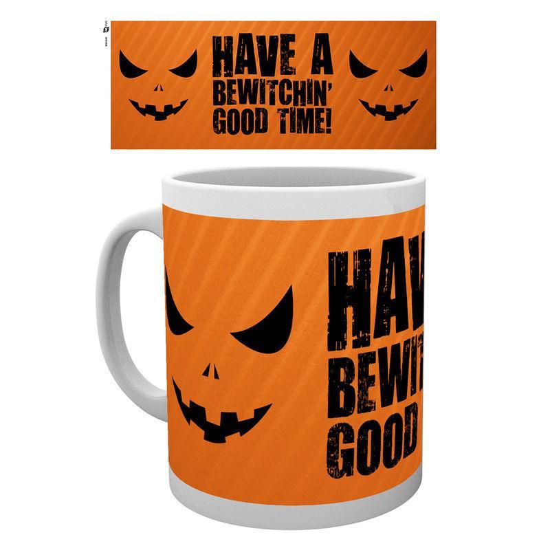 Taza Halloween Bewitchin