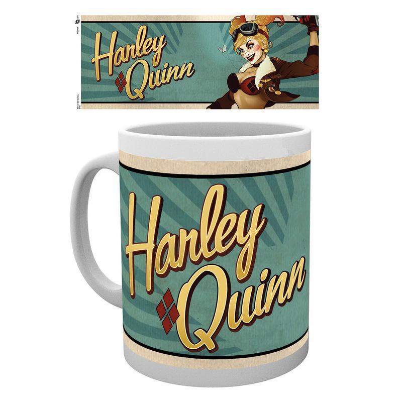 Taza Harley Quinn Bombshells Dc
