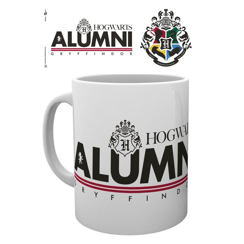 Taza Harry Potter Alumni Gryffindor