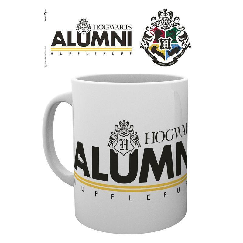 Taza Harry Potter Alumni Hufflepuff