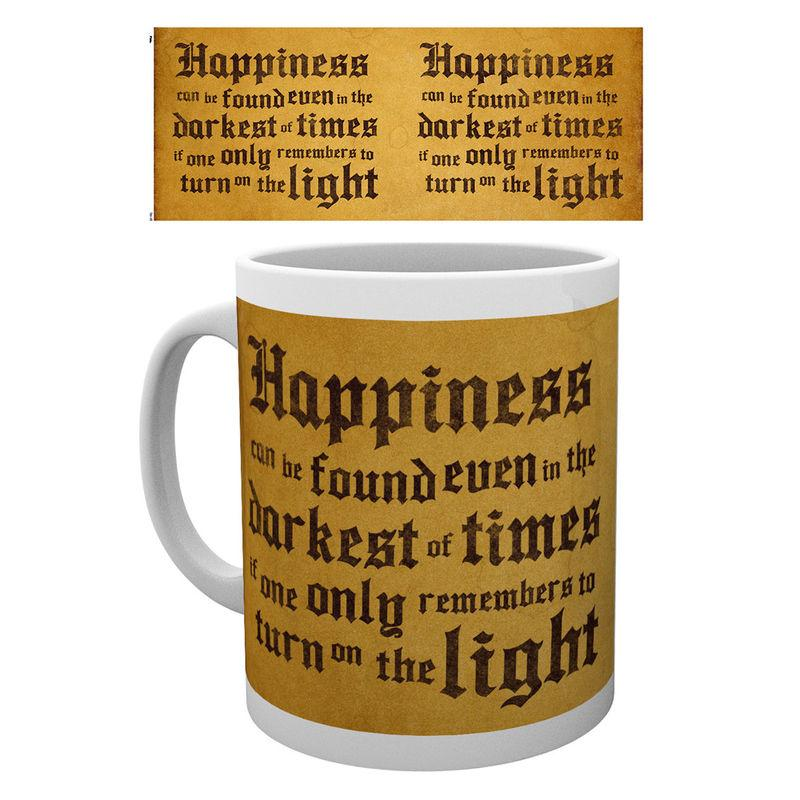 Taza Harry Potter Happiness Can Be
