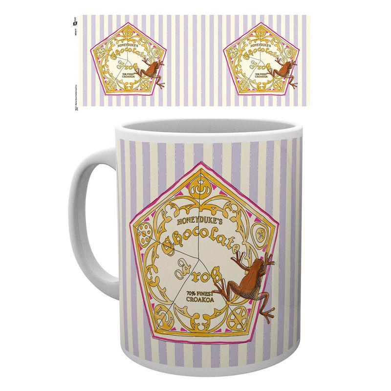 Taza Harry Potter Honeydukes Chocolate Frog