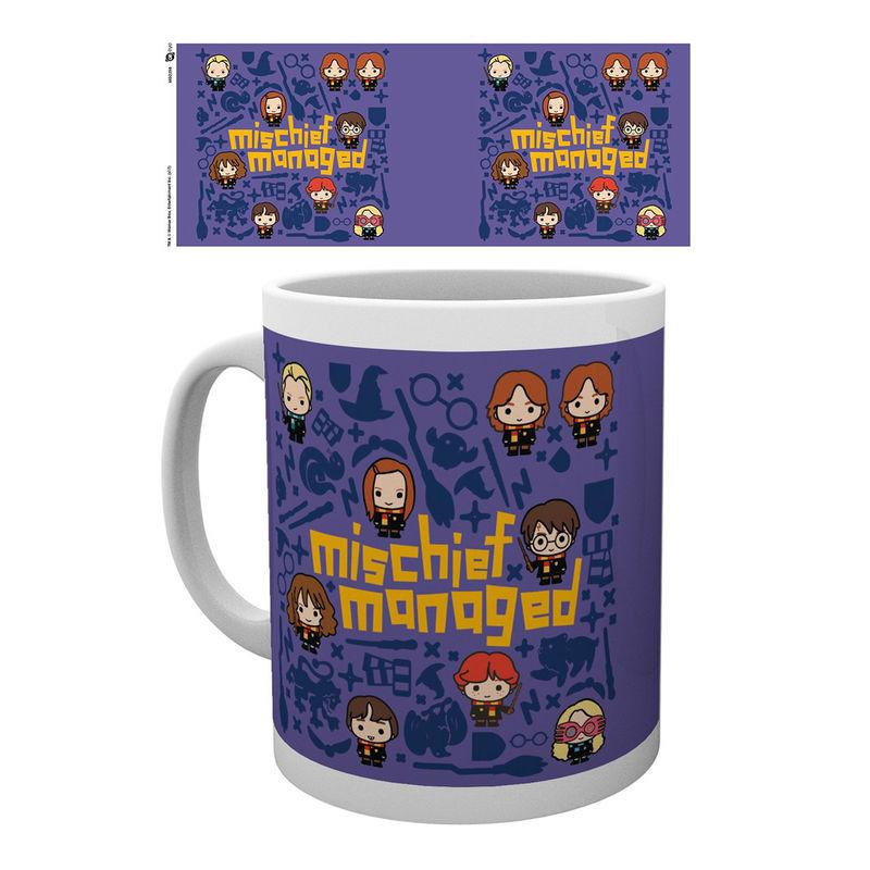 Taza Harry Potter Mischief Managed