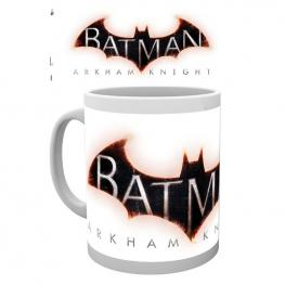 Taza Logo Batman Arkham Knight