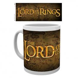 Taza Logo Lord Of The Rings