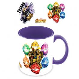 Taza Maxi Thanos Vengadores Avengers Marvel