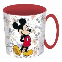Taza Mickey 90 Years Disney Microondas