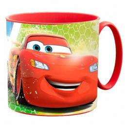 Taza Microondas Cars Disney
