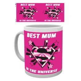 Taza Mothers Day You're My Hero Dc