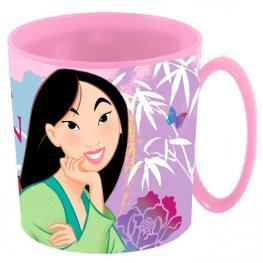 Taza Mulan Disney Microondas