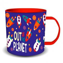 Taza Out Of This Planet Microondas