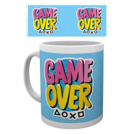 Taza Playstation Game Over