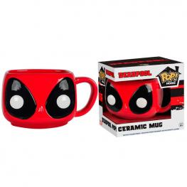 Taza Pop! Home Marvel Deadpool