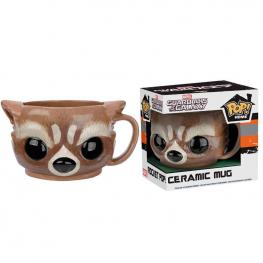 Taza Pop Home Marvel Rocket Raccoon