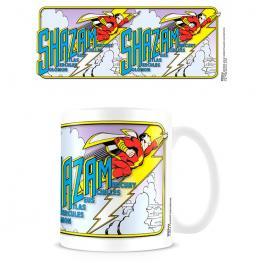 Taza Sky High Shazam Dc Comics