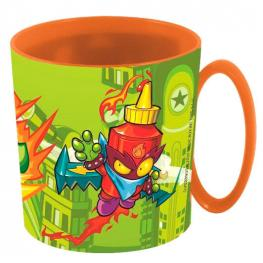 Taza Super Zings Microondas
