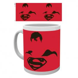 Taza Superman Close Dc