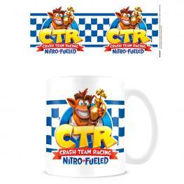 Taza Team Racing Crash Bandicoot