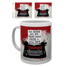 Taza The Shining Typewriter