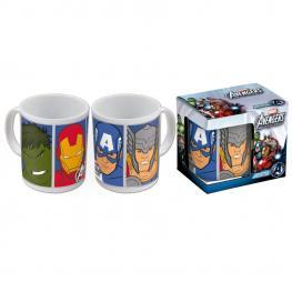 Taza Vengadores Avengers Marvel Ceramica