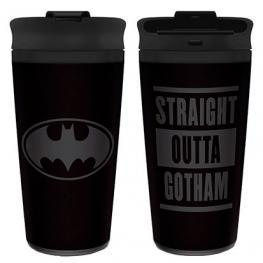 Taza Viaje Straight Outta Gotham Batman Dc Comics