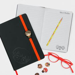 Cuaderno Kawaii Harry Potter