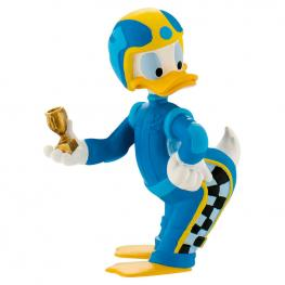 Figura Corredor Donald Mickey Racer Disney