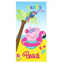 Toalla Beach Peppa Pig Microfibra