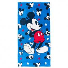 Toalla Blue Mickey Disney Algodon