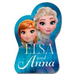 Toalla Forma Frozen Disney