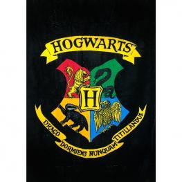 Toalla Hogwarts Harry Potter Algodon