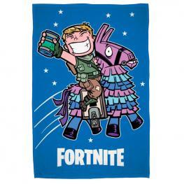 Toalla Llama Fortnite Algodon