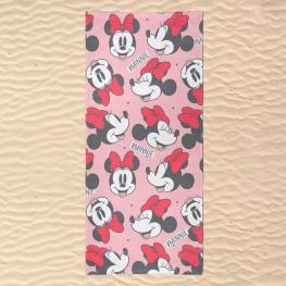 Toalla Minnie Disney Microfibra