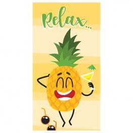 Toalla Piña Relax Microfibra