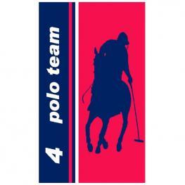 Toalla Polo Team Velour Algodon