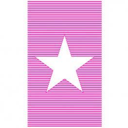 Toalla Star Velour Algodon