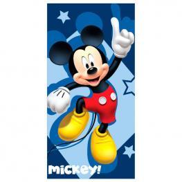 Toalla Stars Mickey Disney Microfibra